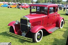 1930 Ford Model A 5-Window Coupe (cerbera15) Tags: ford 30 fun model run billing coupe 1930 2016 aquadrome nsra 5window a