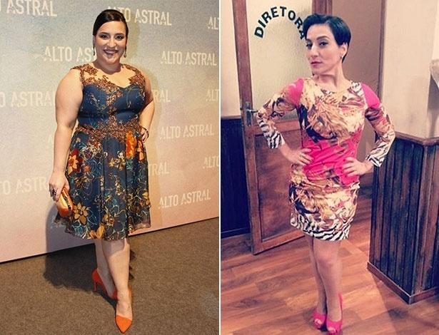 """Simone Gutierrez perde 42 kg, vira """"gostosa"""" na TV e fica de fora de filme"""
