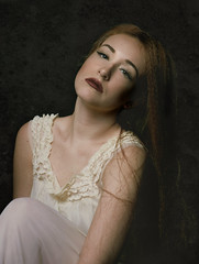 Another Ritual (MKStallings Photography) Tags: portrait art beauty photoshop vintage dark model dress modeling surrealism fineart makeup holy ritual younggirl surrealart surrealphotography conceptualphotography
