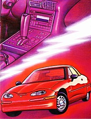 1996 GM EV1 Storybook (aldenjewell) Tags: 1996 gm ev1 childrens storybook