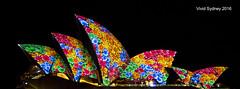 Vivid Sydney 2016 (A R I A) Tags: colour night canon flickr sydney vivid australia 5d operahouse 2016 ef70200mm 5dmarkiii
