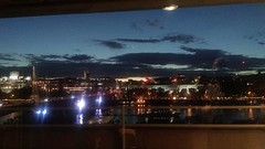 View from the National Theatre (sflangridge) Tags: sky london night londonskyline aphotoaday