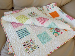 IMG_20160214_120922 (irina_vykhrestiuk) Tags: modern quilt handmade homemade twin kid child patchwork bedding bed quilting memory throw