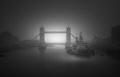 defending the realm (vulture labs) Tags: london fog vulturelabs