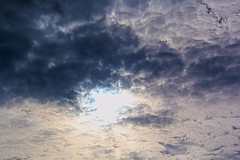 Amazing clouds (Apollo51x) Tags: sunset sky sun sunlight weather clouds solar spectrum background skylight scenic illumination dramatic atmosphere mystical abstracts climate cloudscape darksky cloudformations wavelengths solarradiation geoengineering skyradiation