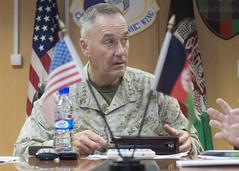 160716-D-PB383-0128 (Chairman of the Joint Chiefs of Staff) Tags: afghanistan usmc marines chairman marinecorps nato jointstaff joedunford generaldunford josephfdunford inherentresolve 19thcjcs josephfdunfordjr