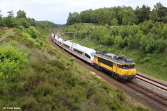 1738 + ICE in Assel, 18-06-2016 (PeterBrabant) Tags: ice veluwe assel 1738 4682