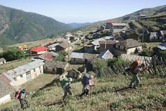 Mirkhamand, Mazandaran, Iran ($ALEH) Tags: mountain nature trekking highresolution village iran sony tourist mazandaran climbers highaltitude printsize highquality   ilce7r 364mp