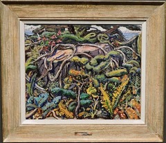 Canadian Jungle (Will S.) Tags: ontario canada art gallery artgallery canadian trunks emilycarr mypics kleinburg aboriginalart canadiana groupofseven tomthomson mcmichael mcmichaelcanadianartcollection mcmichaelgallery