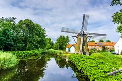 De Eendracht (Alkmaar) (pel16931) Tags: city holland mill netherlands nederland pump nl alkmaar stad molen noordholland pomp gemaal pumpstation poldermill poldermolen bergerhof sonyilce6000