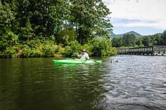 Lake Oolenoy Kayaking-5 (RandomConnections) Tags: us unitedstates southcarolina kayaking paddling pickens pickenscounty lakeoolenoy tablerockstatepark knobhistorical