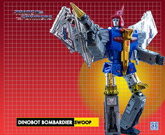 Swoop_G1_boxart_recreation (Weirdwolf1975) Tags: podcast transformers sever swoop snarl soar dinobots ft06 fanstoys ft05 tfylp