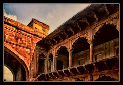 Agra IND - Agra Fort 12