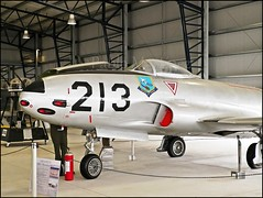 "Lockheed F-80C ""Shooting Star"" (Pablo R. Martnez) Tags: uruguay montevideo lockheed fau aviacin shootingstar f80c"