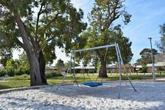 Doongin Park Greenfields (PlayRight Australia) Tags: park playgrounds greenfields kompan birdsnestswing playrightaustralia
