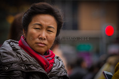 what are you looking at? (chiyowolf) Tags: chengdu sichuanprovince canoneos7d china streetfashion streetscenes facesofchengdu peopleofchengdu downjacket winterwear ef70200mmf28lisiiusm 中国 travelphotography 成都 四川