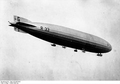 British Airship R-33 (lazzo51) Tags: aviation science r33 blimps airships zeppelins luftschiff dirigibles