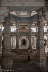 20130317_1245_Udaipur_Ranakpur_Tempel.jpg (thomas.dose) Tags: india asien räume architektur orte rajasthan udaipur tempel kategorie