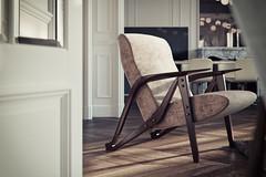 Baron Haussmann (BBB3viz) Tags: modern haussmann apartment interior decoration parisian 3dsmax vray