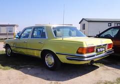 Mercedes W116 280 SE 31-10-1977 10-YB-66 (Fuego 81) Tags: mercedes 1977 280se w116 10yb66