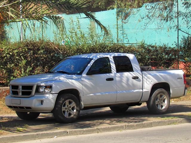 4x4 4wd pickup dodge ram dakota slt dodgedakota pickuptrucks camionetas doublecabin crewcab