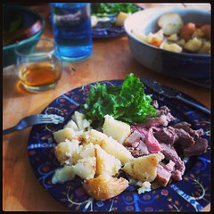 #food #porkbutt #cooking #mothersday #whiskey :) (malcojojo) Tags: square lofi squareformat iphoneography instagramapp uploaded:by=instagram foursquare:venue=4d200a61bdd7a0937970eace