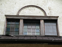 Stained glass windows, Kitsilano Neighbourhood House (BlueAndWhiteArmy) Tags: vancouver kitsilano