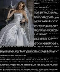 Bride model (Jenni Makepeace) Tags: fetish transformation magic tgirl sissy caption captions mtf tgcaptions tgcaption