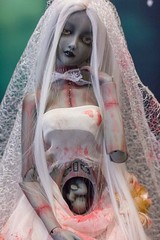 020Ringdoll's Bride of Frankenstein. (Esmei Persona) Tags: frankenstein ringdoll