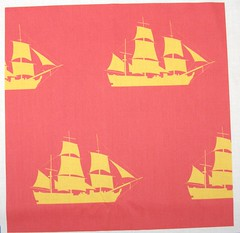 Sailing to the Orient (smuk - mooglees) Tags: boys boats for sailing sale ships sails boyz fabric 1700s vessels manowar smuk spoonflower