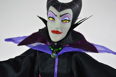 Maleficent Doll :: Final Look :: Close Up (sumisu_2110) Tags: sleeping summer classic love beauty look proud store doll pretty dragon princess handmade ooak evil prince disney staff final aurora finish phillip sleepingbeauty villains finally disneystore disneyprincess maleficent princephillip repaint disneydoll princessaurora disneyvillain disneyclassic