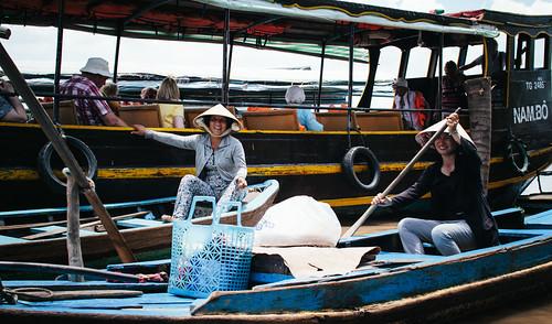 Boat women