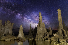 Mono Lake Tufa Milky Way (Ken Brandon) Tags: lake way mono milky tufa milkyway 6d Astrometrydotnet:status=failed Astrometrydotnet:id=alpha20130579925214