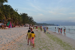 (Seoul Sonic Force) Tags: sunset philippines boracay whitebeach
