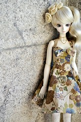 My little summer dress (_redtonic_) Tags: doll bjd goldie peakswoods
