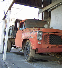 1958 International Dump Truck (coconv) Tags: pictures auto old classic cars car truck vintage photo automobile image photos antique picture dump images vehicles international photographs photograph 1958 vehicle autos collectible collectors automobiles harvester 58