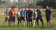 Group Ride at Freedom Park