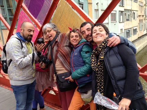 Miratges - Paral·lel - Girona Temps de flors 2013