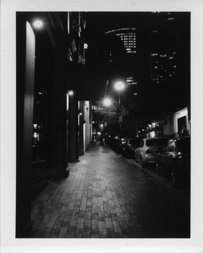INSTANT FUJI FILM- SYDNEY THE ROCKS
