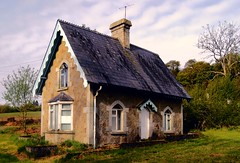 Stone Cottage at Glenart (murtphillips) Tags: mygearandme