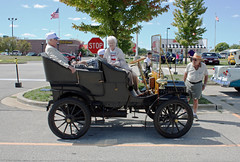 1905 Cadillac Model F Side Entrance 4-Passenger Touring Car (4 of 5) (myoldpostcards) Tags: auto cars car illinois model classiccar vintagecar automobile gm antiquecar cadillac il f springfield autos oldcar touring 2012 1905 generalmotors luxurycar secretaryofstate 63rd sideentrance motorvehicle collectiblecar 9812 4passenger myoldpostcards vonliski antiquevehicleshow september82012