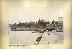 Government House Sydney NSW from Fort Macquarie