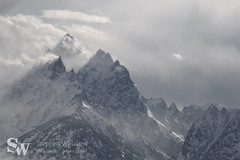 storm_04 (StephenWilliDesigns) Tags: blackandwhite snow storm mountains weather jackson wyoming tetons grandteton jacksonhole grandtetonnationalpark