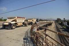 I-215 Widening Project - May 15, 2013 (I215news) Tags: freeway sanbernardino rados skanska i215 sanbag interstate215 i215wideningproject