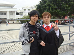 DSC05330 (Edward.Fan) Tags: life china school friends student friend classmate live study