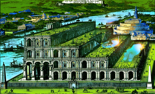 "Jardines colgantes de Babilonia • <a style=""font-size:0.8em;"" href=""http://www.flickr.com/photos/30735181@N00/8744293399/"" target=""_blank"">View on Flickr</a>"