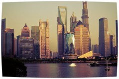 In the streets of Shanghai (ionea.) Tags: shanghai pudong worldtrekker fastcity cuttingedgeultramodernsuperstructure