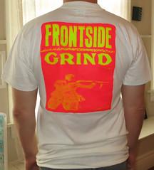 #675B Drunk Injuns - Frontside Grind (Minor Thread) Tags: records shirt vintage dead punk beware stock mofo thrasher oddmanout skaterock drunkinjuns