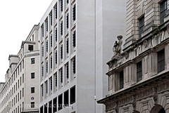 Poultry 188 E W (laurencemackman) Tags: england london architecture modern walk towers poultry c20 cityoflondon financialcentre chrisrogers twentiethcenturysociety c20society ianmcinnes newmembersevent previousevents