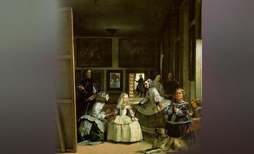 """Meninas, iconósfera de Diego Velazquez (1656), estudio de Francisco de Goya y Lucientes (1778), paráfrasis y versiones Pablo Picasso (1957). • <a style=""""font-size:0.8em;"""" href=""""http://www.flickr.com/photos/30735181@N00/8746856093/"""" target=""""_blank"""">View on Flickr</a>"""